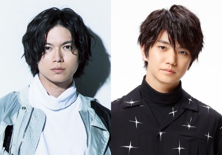 左から加藤シゲアキ、正門良規(Aぇ! group / 関西ジャニーズ Jr.)