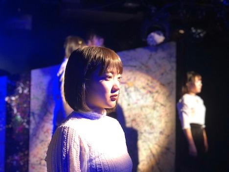 劇団空白ゲノム3.14 旗揚げ公演「鱗と肌」より。