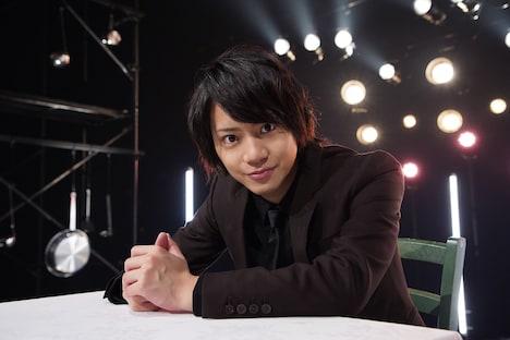 佐藤流司(写真提供:NHK)