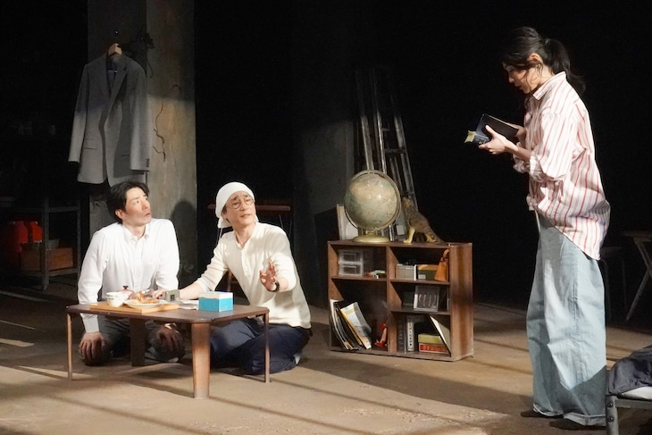 「獣の柱」(2019年)より。(撮影:田中亜紀)