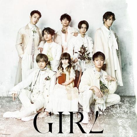 7ORDER新作公演「GIRL」メインビジュアル