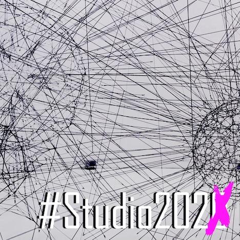 「#STUDIO202X」ロゴ