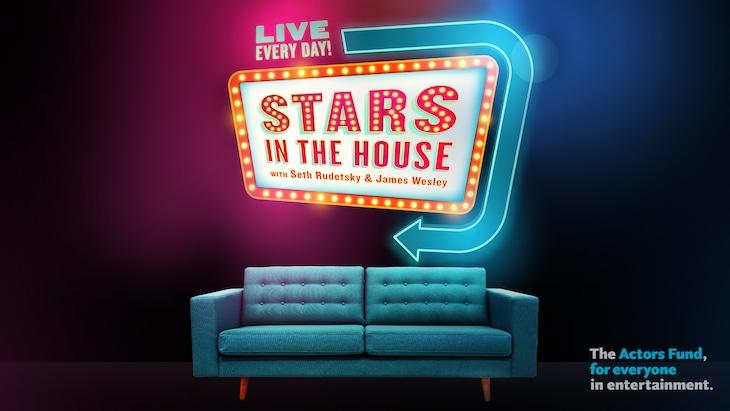「スターズ・イン・ザ・ハウス」ロゴ