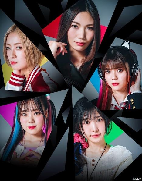 舞台「We are RAISE A SUILEN~BanG Dream! The Stage~」キービジュアル