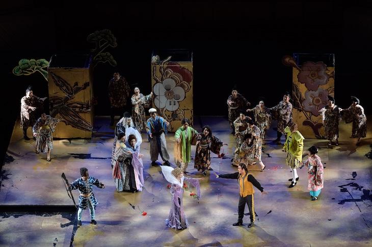 神奈川・ミューザ川崎シンフォニーホールでの前回公演(2015年6月17日)より。(c)青柳聡