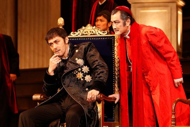 「ヘンリー八世」より。(撮影:渡部孝弘)