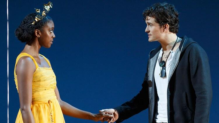 ブロードウェイ版「ロミオとジュリエット」より。(c)BroadwayHD/松竹 (c)Carol Rosegg