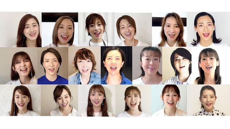 柚希礼音の呼びかけで元宝塚トップスター&娘役19名が集結!「青い星の ...