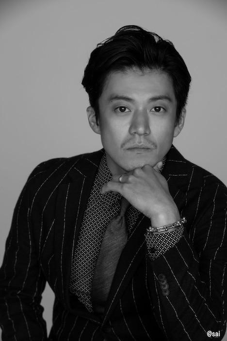 小栗旬(Photo by SAI)