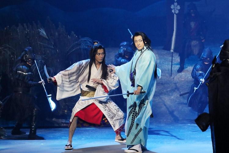「劇団☆新感線『髑髏城の七人』Season花」より。(c)TBS/ヴィレッヂ