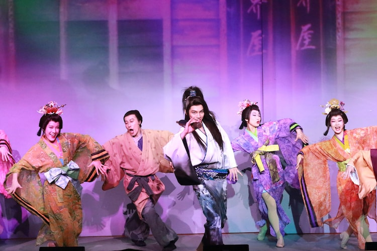 「劇団☆新感線『髑髏城の七人』Season月 上弦の月」より。(c)TBS/ヴィレッヂ