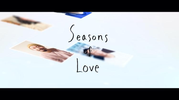 「Seasons of Love」より。