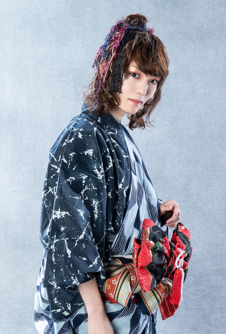櫻井圭登扮する喜三郎。