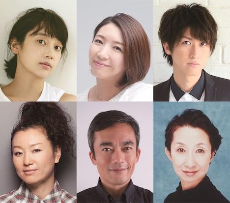 「現代能楽集X『幸福論』~能『道成寺』『隅田川』より」の出演者。