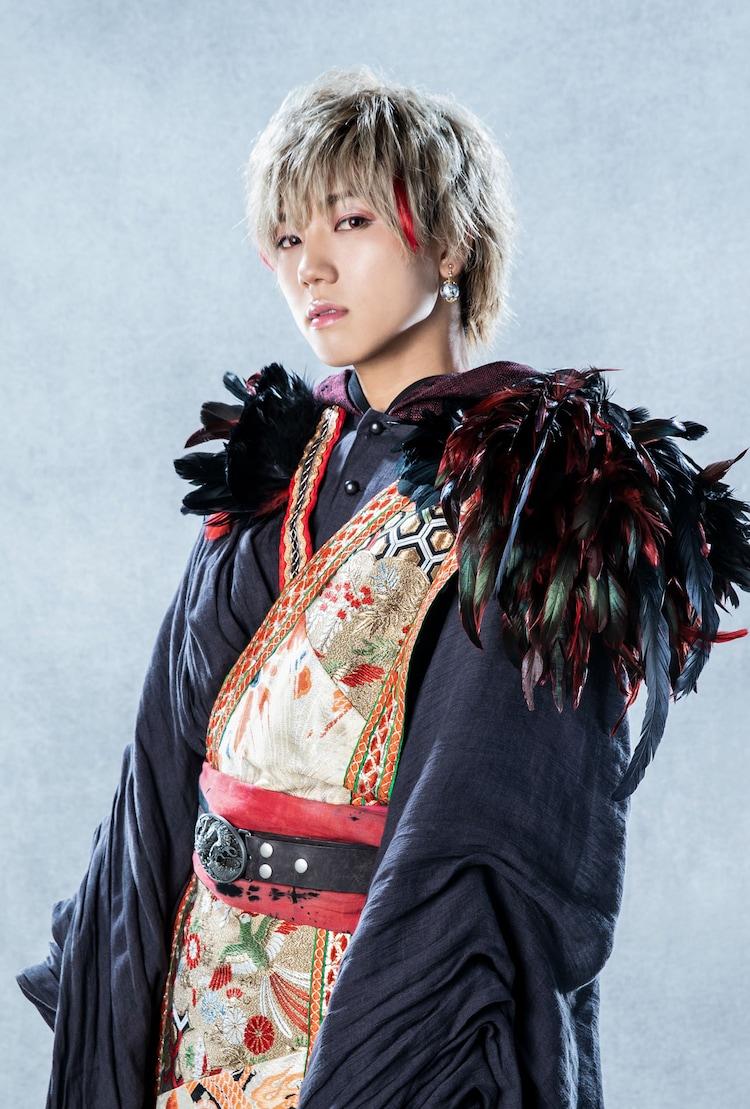 安井謙太郎扮する十蘭。