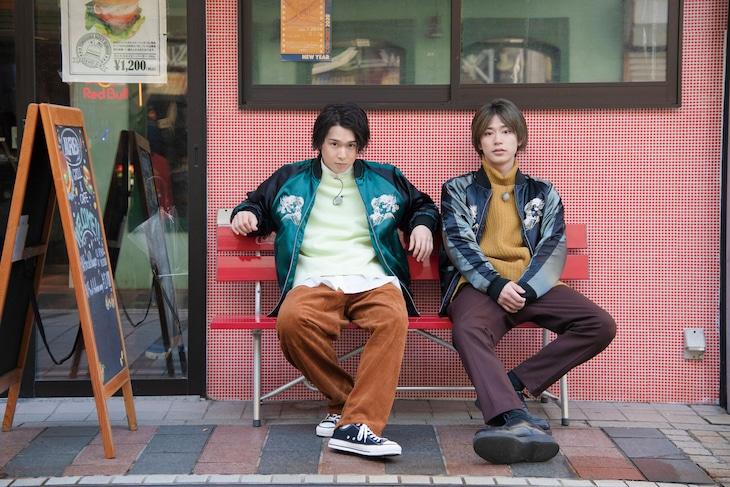 CSホームドラマチャンネル「田村心・阿部快征 おでかけ in 横須賀」より。(c)2020 ODEKAKE project