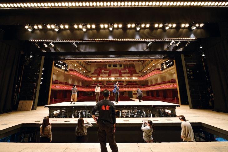 「南座 夏の舞台体験ツアー」参考画像