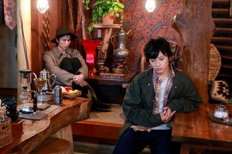 映画「ツナガレラジオ~僕らの雨降Days~」より。