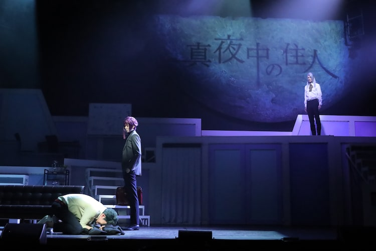 「MANKAI STAGE『A3!』~WINTER 2020~」より。