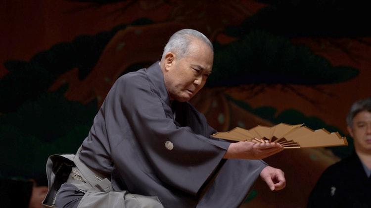 中村吉右衛門配信特別公演「須磨浦」より。(c)松竹