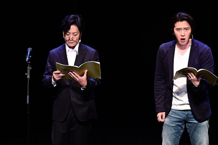 「感謝の恩返しスペシャル企画 朗読劇『半沢直樹』」9月12日14:00開演回より。(c)TBS