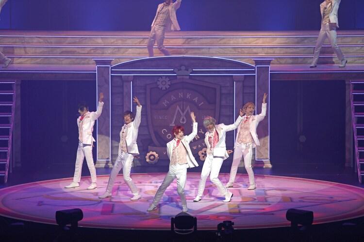 「MANKAI STAGE『A3!』~Four Seasons LIVE 2020~」より。