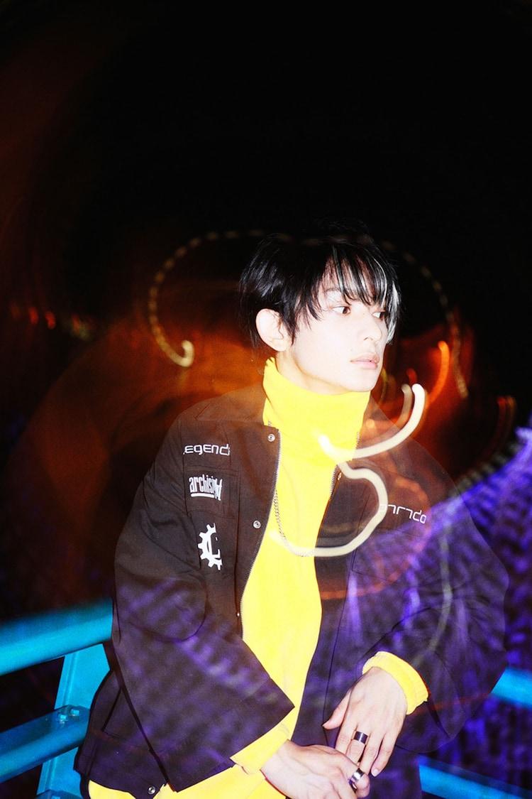 橋本祥平2nd写真集「タイトル未定」より。