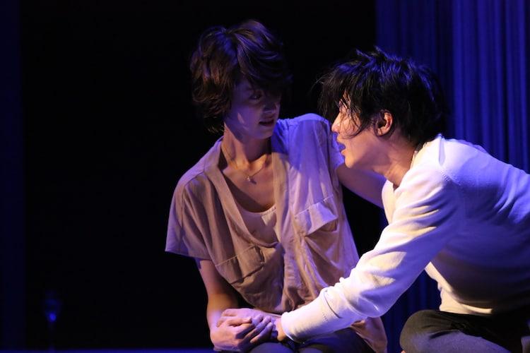 PLAY/GROUND Creation「BETRAYAL 背信」side-Bの公演より。(撮影:保坂萌)