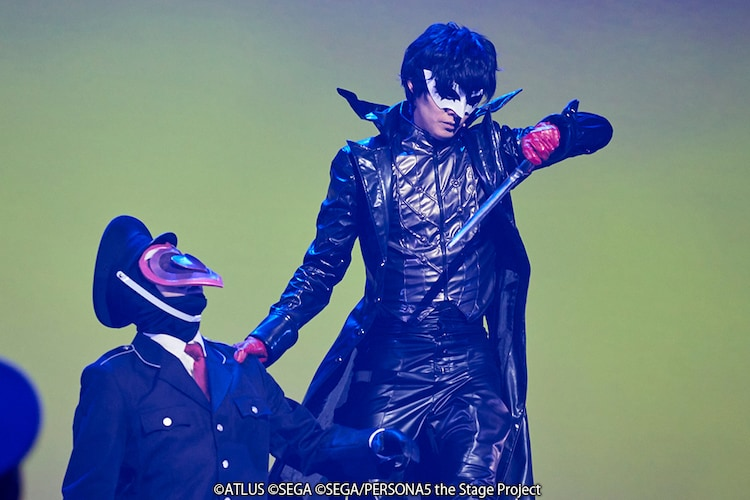 「PERSONA5 the Stage #2」より。