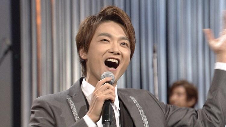 井上芳雄(c)NHK