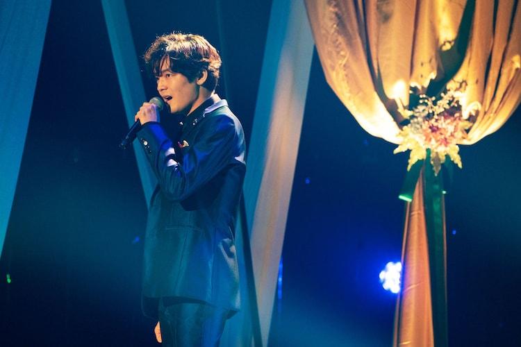 「オリジナルミュージカルコメディ 福田雄一×井上芳雄『グリーン&ブラックス』」#43より、上口耕平。