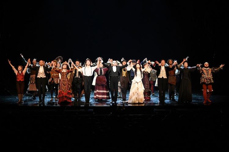 座 劇団 の オペラ 怪人 四季