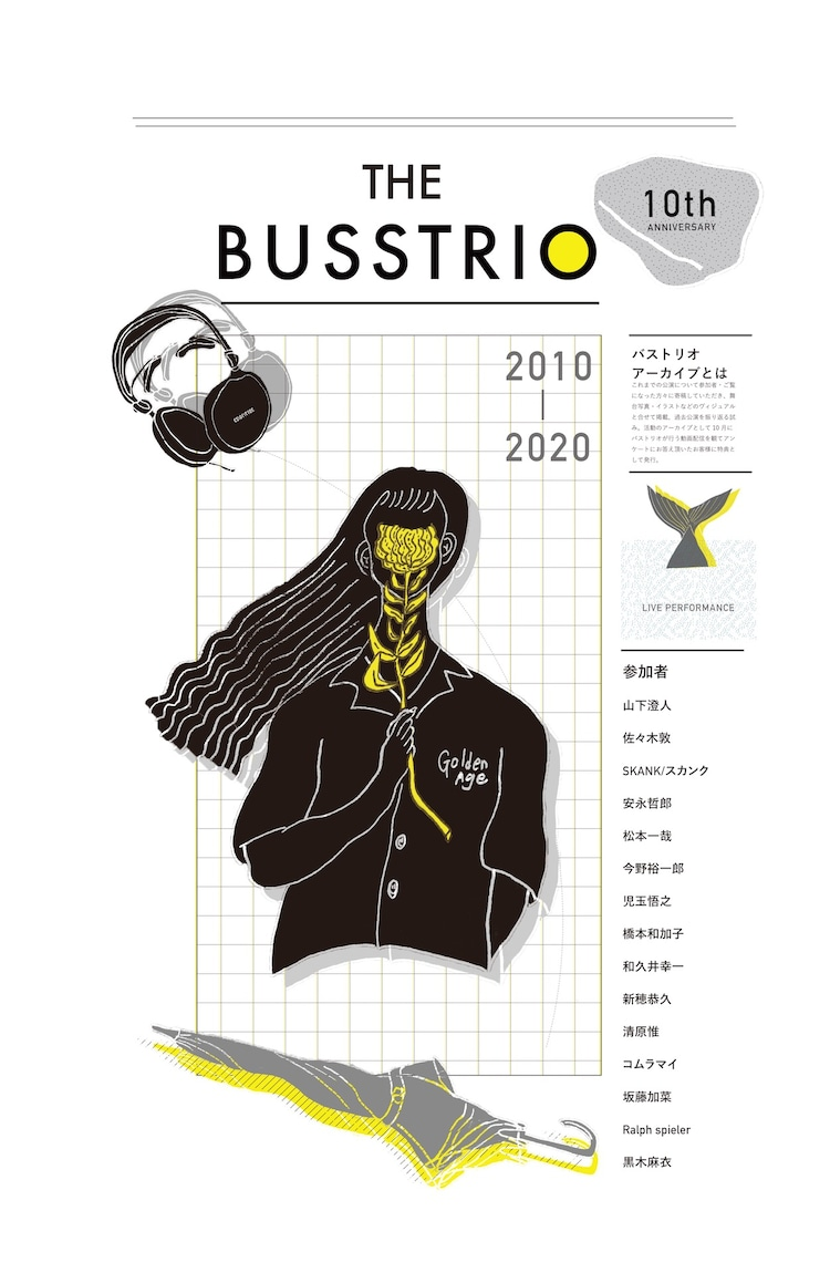 バストリオアーカイブ本の表紙。