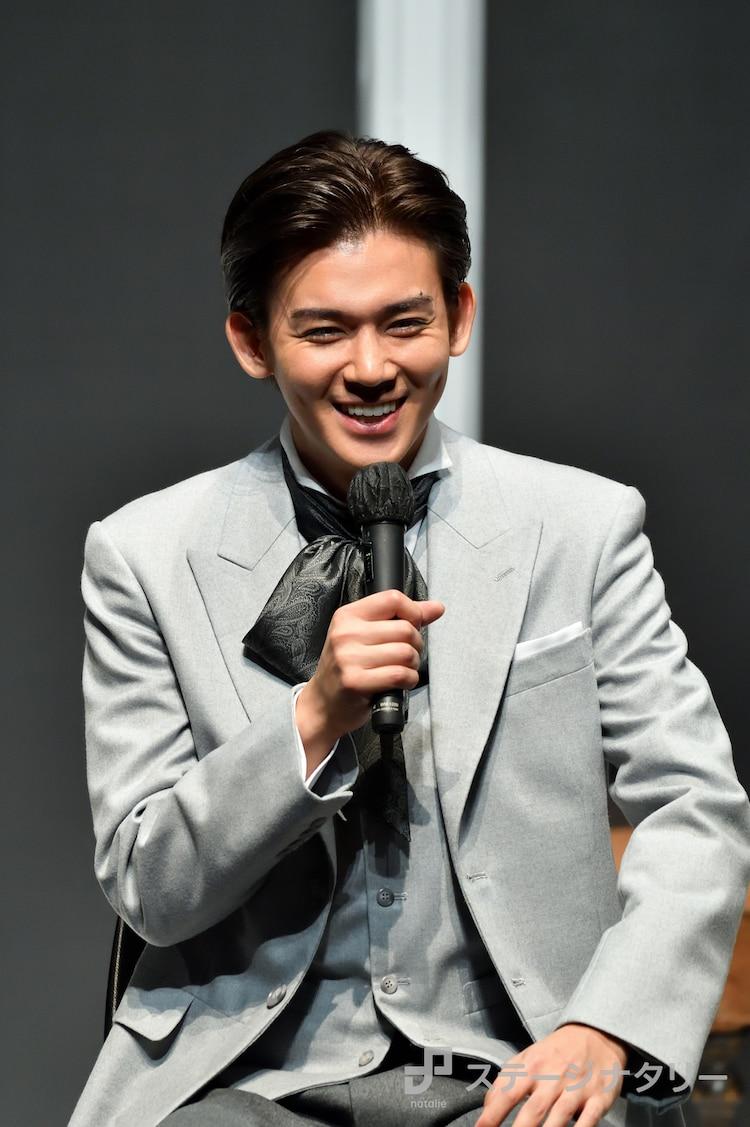 小瀧望(撮影:篠塚ようこ)