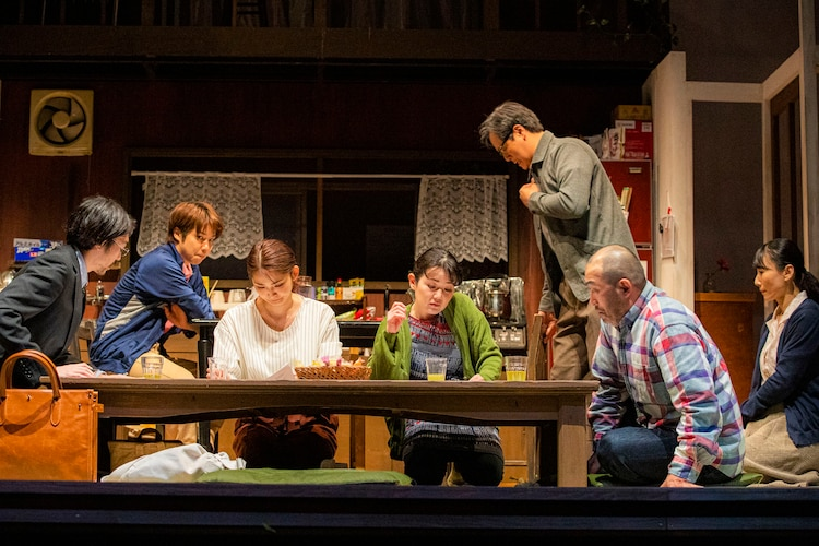 劇団時間制作 第22回本公演「迷子」より。