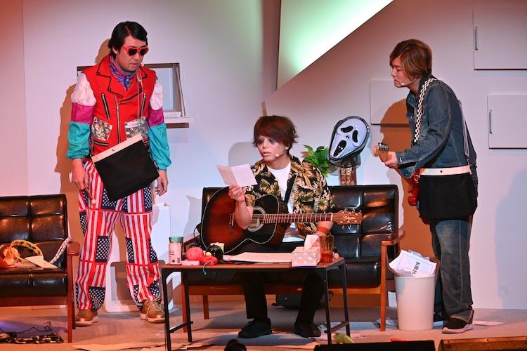 「AD-LIVE ZERO」仲村宗悟・森久保祥太郎ペアの夜公演より。