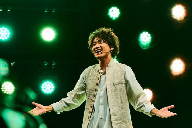 井上芳雄 by MYSELF Presents オリジナル配信ミュージカル「箱の中のオルゲル」より。