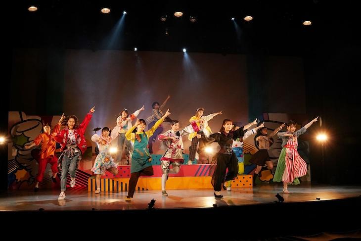 劇団ズッキュン娘 第15回本公演「ハリケーン・マリア」より。