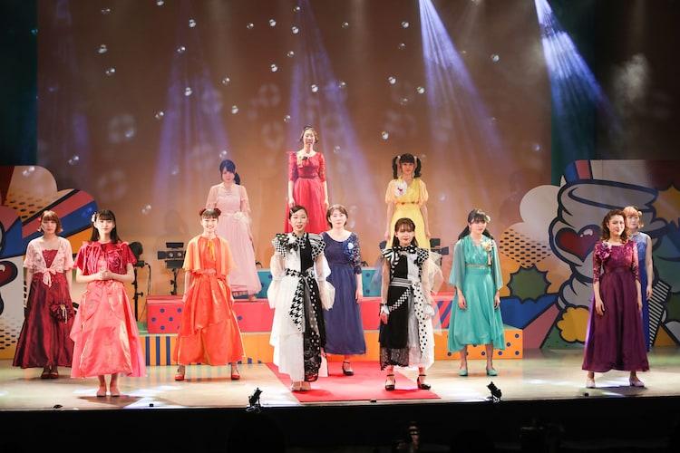 劇団ズッキュン娘 第15回本公演「ハリケーン・マリア」の出演者。