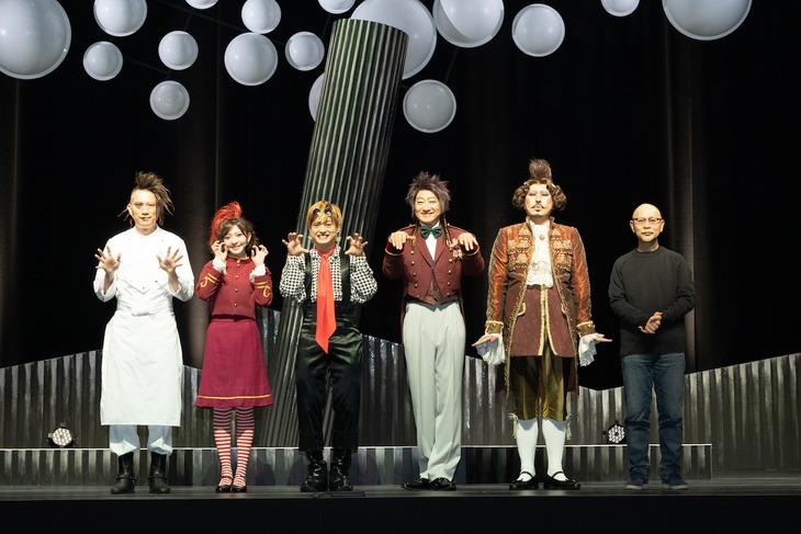 「『Mogut』~ハリネズミホテルへようこそ~」記者会見より。(c)「Mogut」製作委員会 / 岩田えり