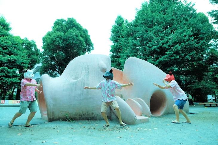 FURUTAMARU. Vol.3「豚の砦 -Pig Fort-」ビジュアル