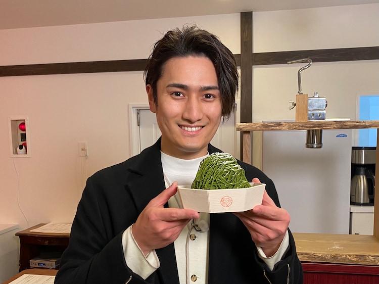 「ヒルナンデス!」より中村隼人。(c)日本テレビ