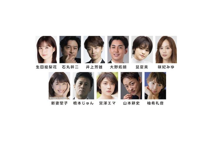 COCOON PRODUCTION 2021「シブヤデアイマショウ」の日替わりゲスト。