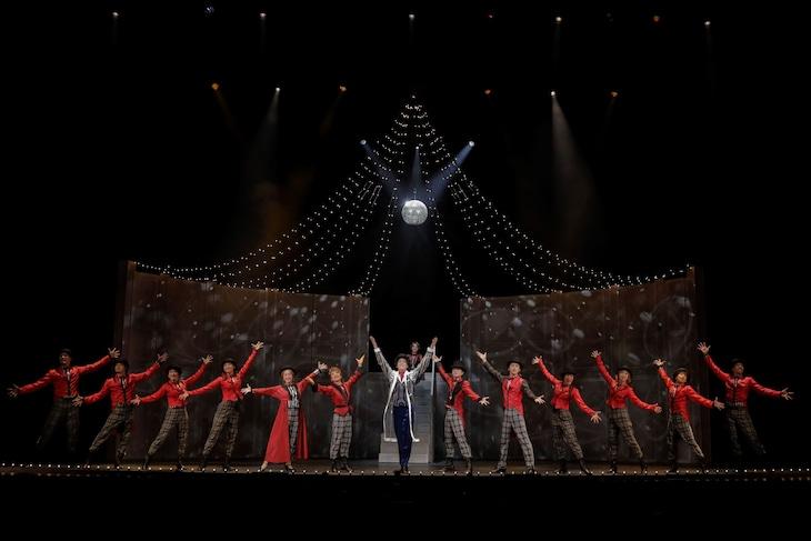 ミュージカル「BARNUM」より。(c)ミュージカル「BARNUM」製作委員会/岡 千里