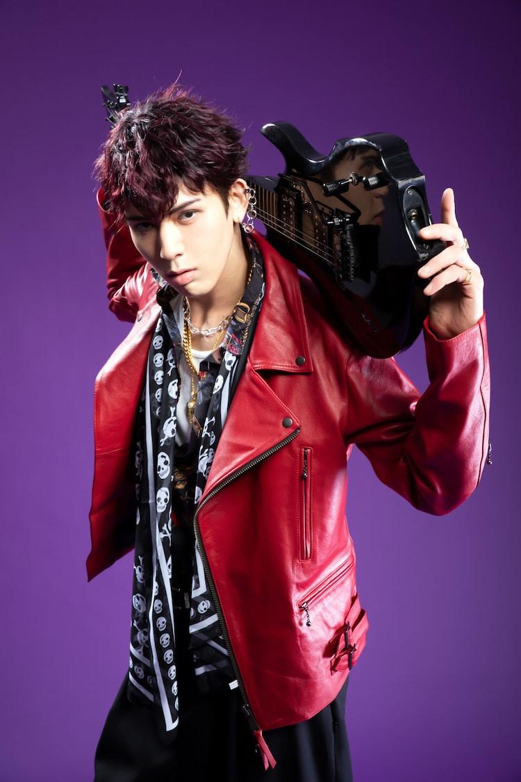 加藤将扮する渋谷。