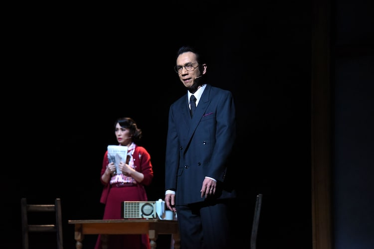 ブロードウェイミュージカル「アリージャンス~忠誠~」より。
