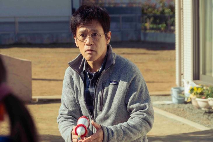 木ドラ24「ゆるキャン△2」より、橋本じゅん扮する斉藤潤。