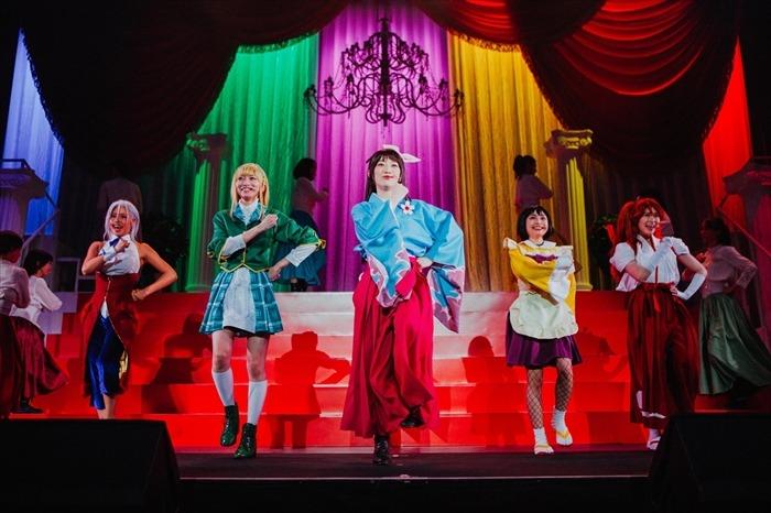 「新サクラ大戦 the Stage ~桜歌之宴」より。