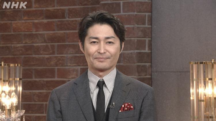 NHK BSプレミアム「映画音楽はすばらしい!II」より、安田顕。(写真提供:NHK)