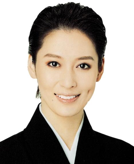 月城かなと(c)宝塚歌劇団